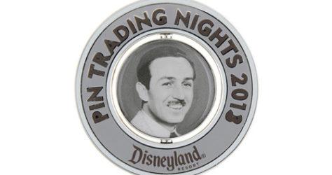 Disneyland PTN Walt Pin