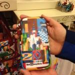 2014 disney cell phone wristlet
