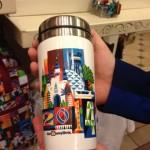 2014 disney ceramic coffee mug