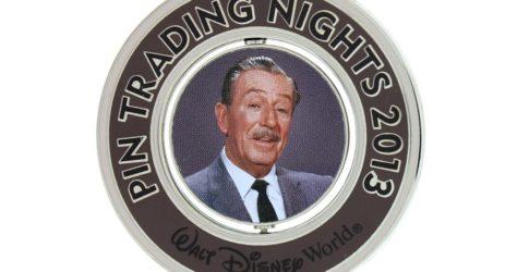WDW Pin Trading Nights 2013