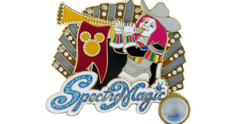 SpectroMagic PODH Pin