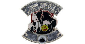 PODH Snow White Pin