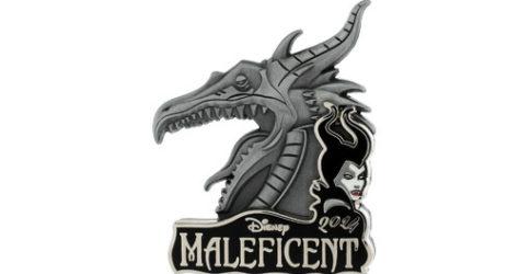 Disney's Maleficent Pin