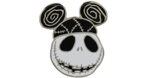 NBC Jack Ear Hat Pin