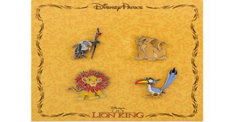 Lion King Booster Set