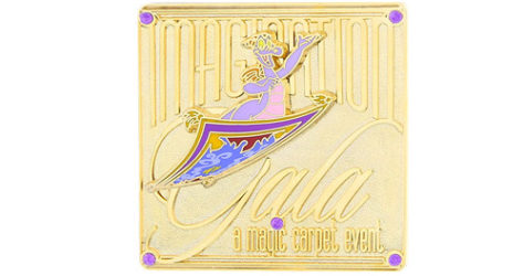 Imagination Gala Pin
