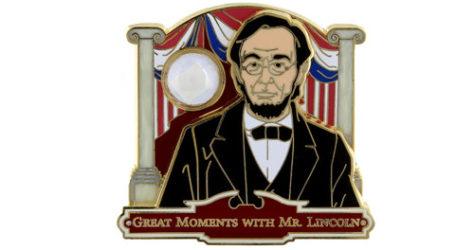 PODH Lincoln Pin
