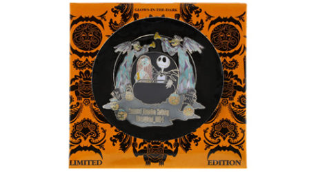 2014 Haunted Mansion Holiday Pin