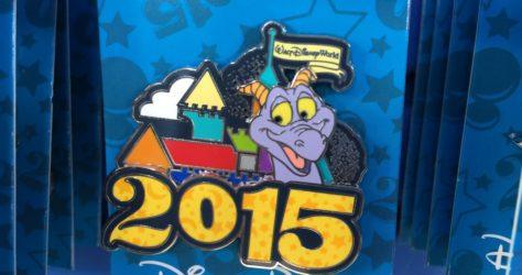Figment 2015 Pin