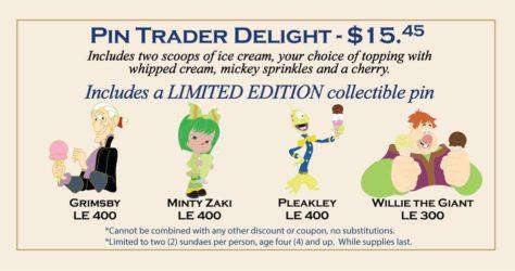 DSSH January 30, 2015 Pin Trader Delights