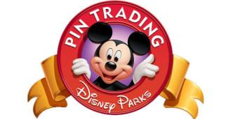 Disney Pin Trading Logo
