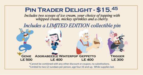 January 25, 2015 Disney Pin Trader Delight Pins