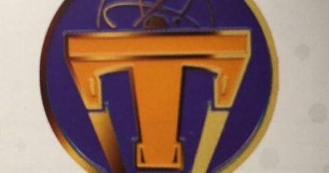 Disney Tomorrowland Pin 2