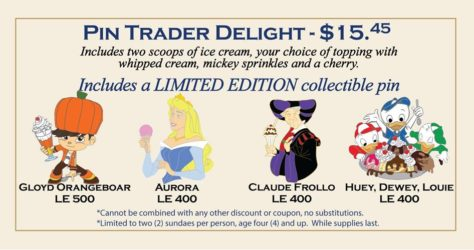 DSSH March 21, 2015 Pin Trader Delight