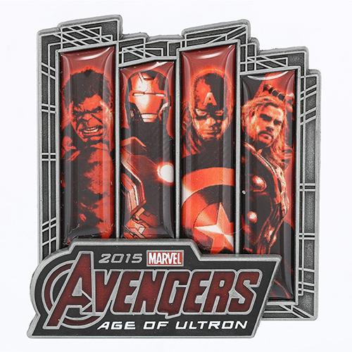 Avengers Age of Ultron Pin