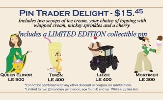 DSSH Pin Trader Delight - April 15, 2014