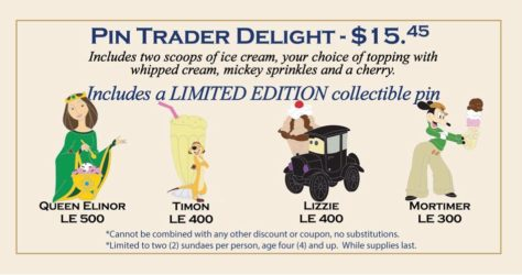 DSSH Pin Trader Delight - April 15, 2014
