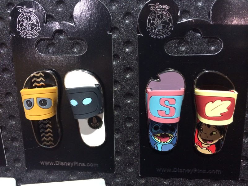 Disney Flip Flop Pins