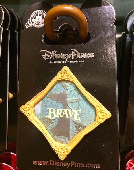 Disney Pixar Brave Pin 2015