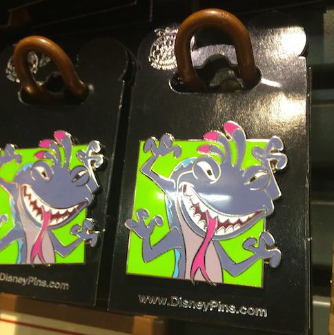 Disney Pixar Monsters Randall Pin 2015