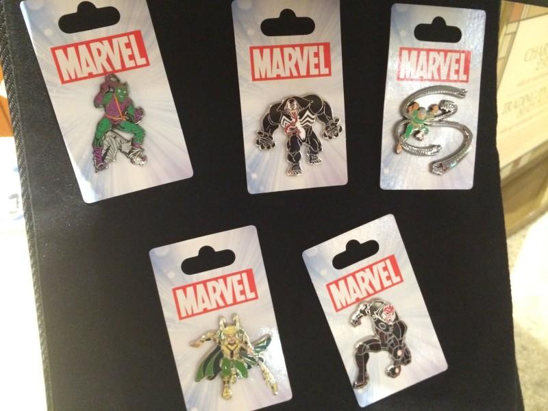 Marvel Avengers Disney Pins 2