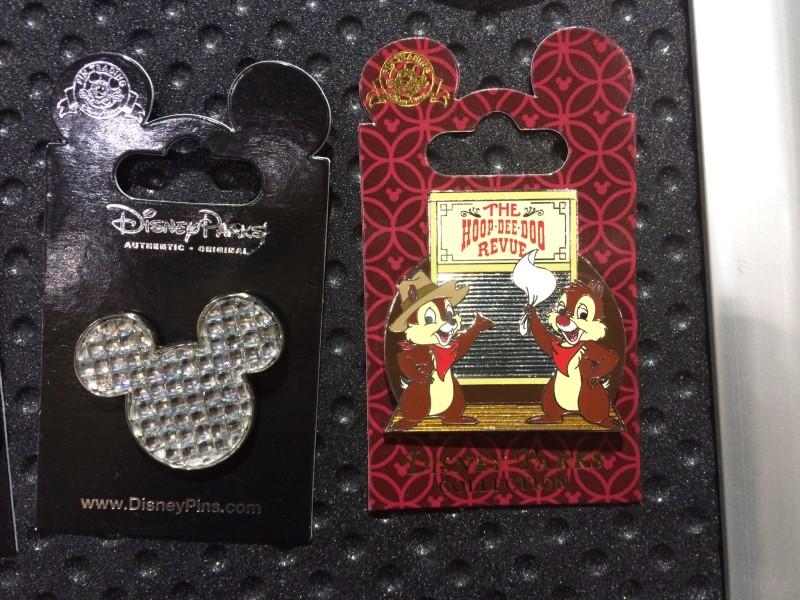 Mickey Hoop Dee Doo Revue Pins