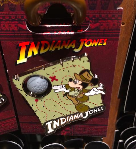 Mickey Mouse Indiana Jones Pin 2015