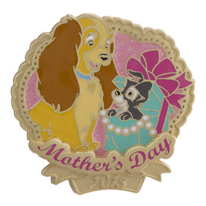 Mother's Day 2015 Disney Pin