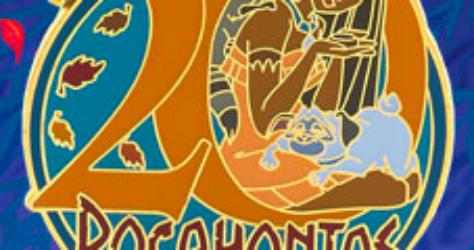 Pocahontas Pin