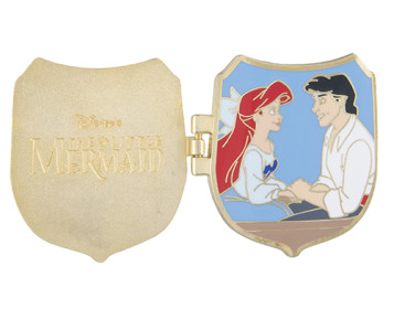 Shields of Fantasy - The Little Mermaid Pin