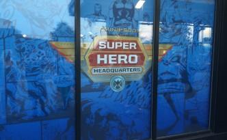 Super Hero Headquarters Downtown Disney