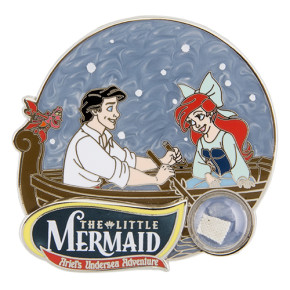 The Little Mermaid PODH Pin 2015