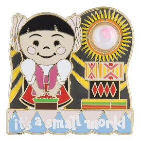 it's a small world PODH Pin 2015