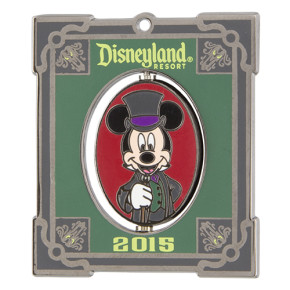 Bat Mickey Mouse 2015 Pin