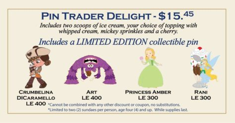 DSSH Pin Trader Delight - May 8, 2015