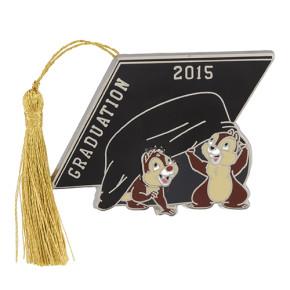 Disney Graduation 2015 Pin