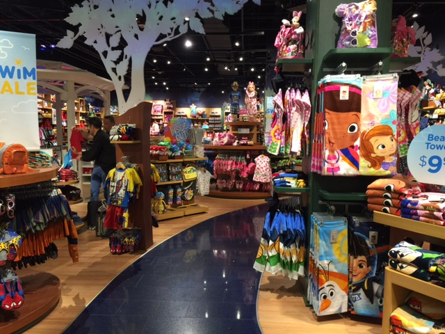 Disney Fashion Show Mall