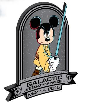 Galactic Gathering Pin