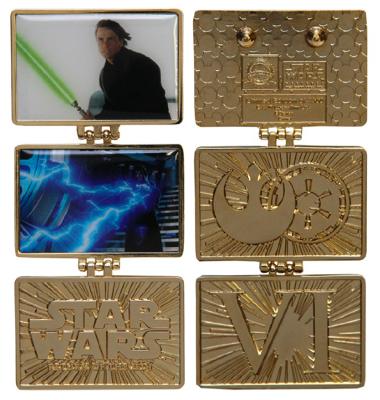 Return of the Jedi Pin - Galactic Gathering