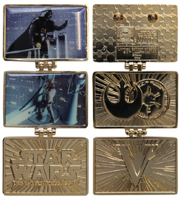 The Empire Strikes Back Pin - Galactic Gathering