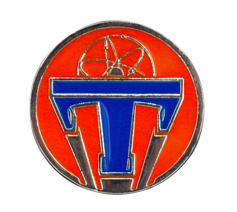 Tomorrowland Movie Rewards Pin