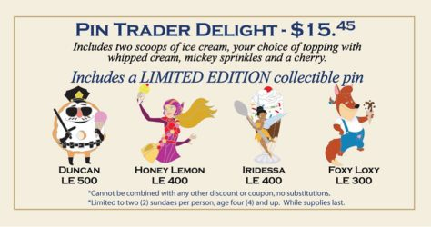 DSSH Pin Trader Delight - June 17, 2015