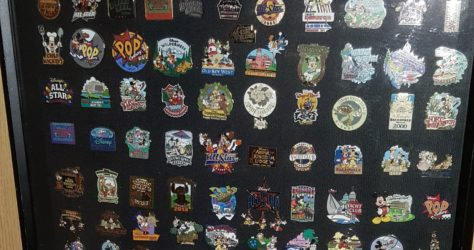 Disney Resort Pins