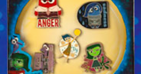 Disney Pixar Inside Out Archives Disney Pins Blog