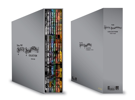 Disney Silly Symphony Collection