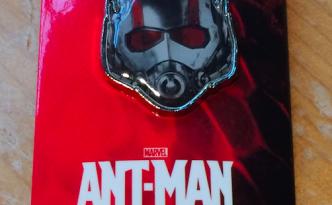 Ant-Man Movie Pin