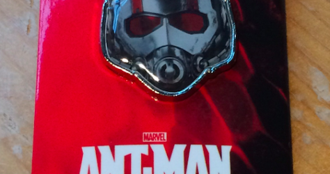 Ant-Man Movie Pin