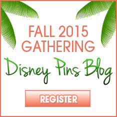 Disney Pins Blog Fall 2015 Gathering