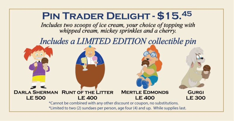 DSSH Pin Trader Delight - July 25, 2015