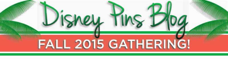 Disney Pins Blog Fall 2015 Gathering